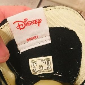 Vans Shoes - ✨SOLD✨Disney Vans SK8 Hi Top Donald Duck Goofy 9.5